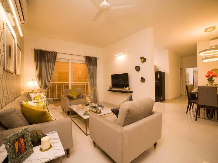 Hall Image of 1945 Sq.ft 3 BHK Apartment for buy in Casagrand First City, Sholinganallur for 8167055