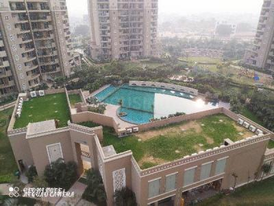 Gallery Cover Image of 2330 Sq.ft 3 BHK Apartment for rent in ATS Kocoon, Sector 109 for 25000