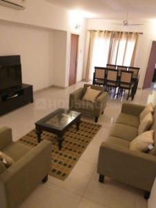 Gallery Cover Image of 1650 Sq.ft 3 BHK Apartment for rent in Sholinganallur for 50000