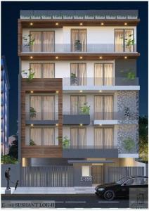 Gallery Cover Image of 1400 Sq.ft 3 BHK Independent Floor for buy in Sector 55 for 11500000