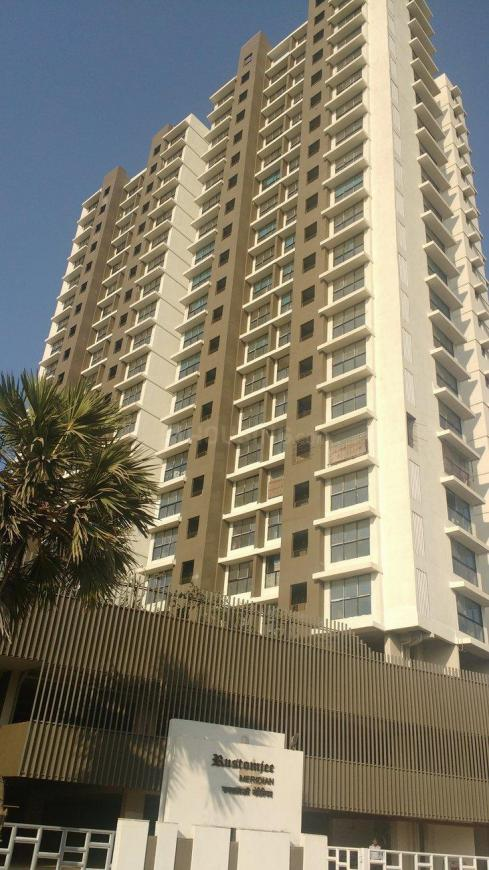 Building Image of 600 Sq.ft 1 BHK Apartment for rent in Kandivali West for 27000