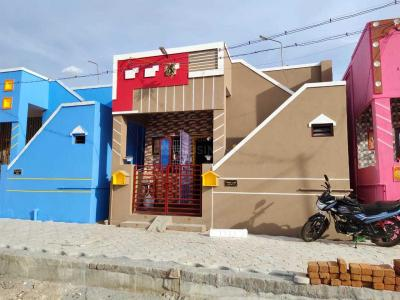 Gallery Cover Image of 700 Sq.ft 2 BHK Independent House for buy in Veppampattu for 2300000