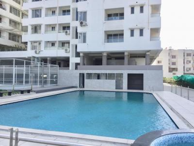 Gallery Cover Image of 1207 Sq.ft 2 BHK Apartment for buy in DCNPL Hills Vistaa, Bhawrasla for 4536000
