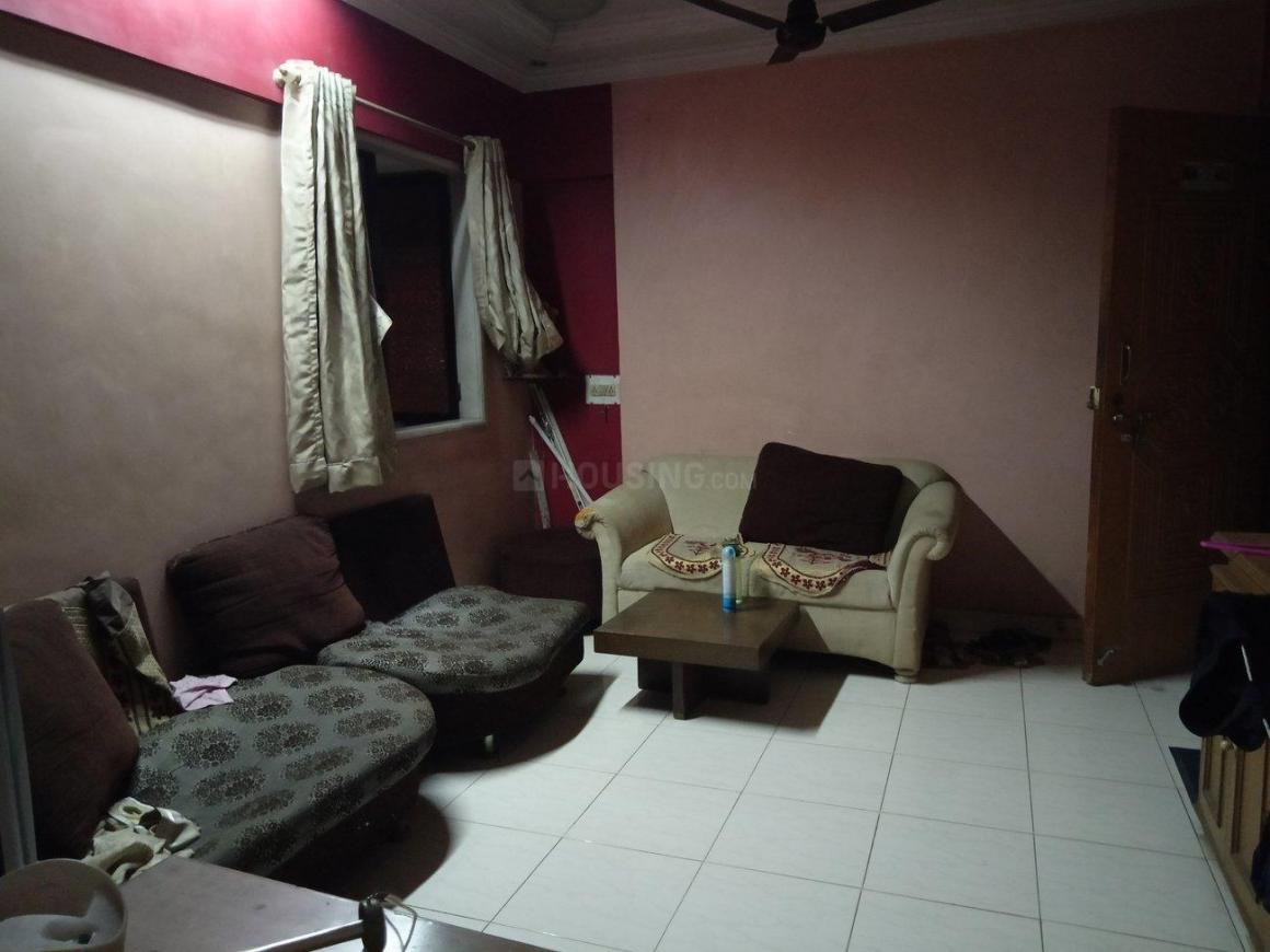 Living Room Image of 900 Sq.ft 2 BHK Apartment for rent in Andheri East for 43000