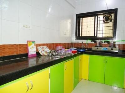 Kitchen Image of Sakina's Nest in Kopar Khairane