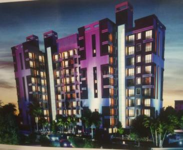 Gallery Cover Image of 827 Sq.ft 1 BHK Apartment for buy in Raj Accord, Vasai East for 2300000