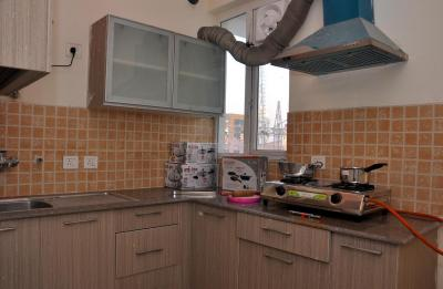 Kitchen Image of Gf Sharma Orchid Island in Sector 50