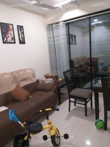 Gallery Cover Image of 1150 Sq.ft 2 BHK Apartment for rent in Airoli for 42000