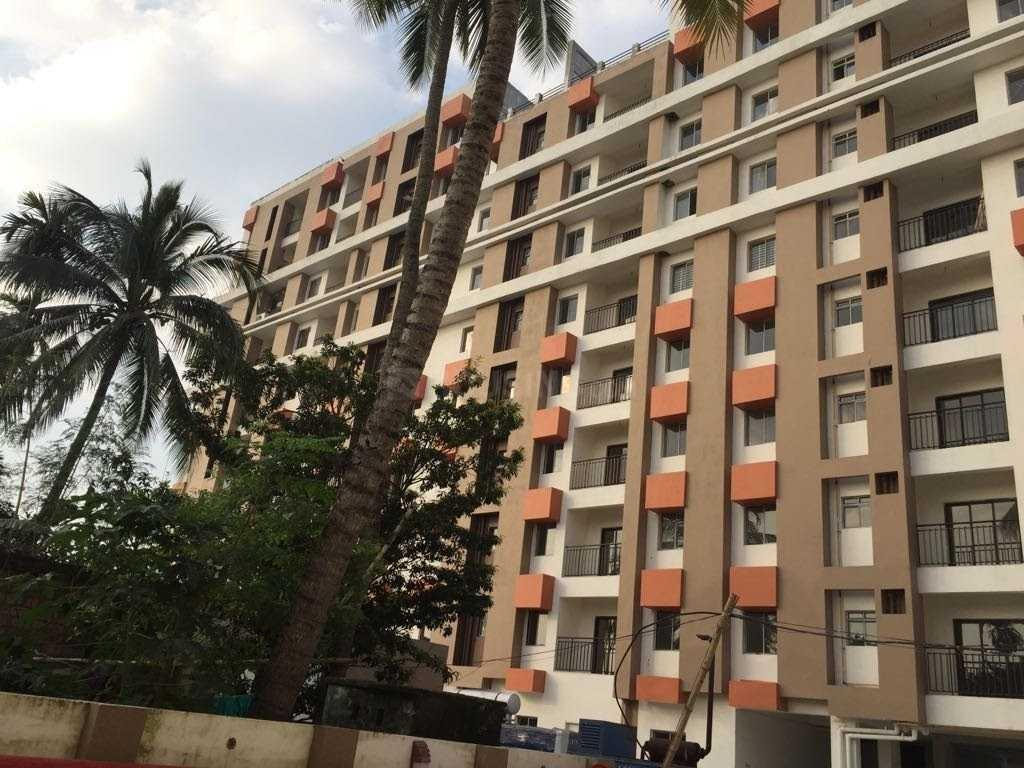 Building Image of 1300 Sq.ft 3 BHK Apartment for rent in Sonarpur for 11000