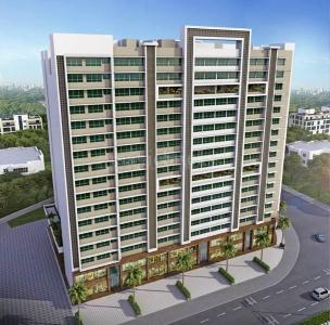 Gallery Cover Image of 780 Sq.ft 1 BHK Apartment for buy in Grace Urban Development Corporation Mass Metropolis, Chembur for 9500000
