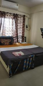 Bedroom Image of Paying Guest Accomadation in Kanjurmarg East