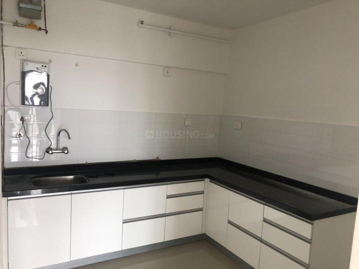 Kitchen Image of 1535 Sq.ft 3 BHK Apartment for rent in Wadgaon Sheri for 36000