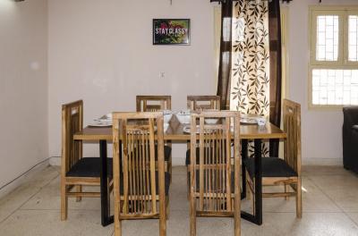 Dining Room Image of PG 4642559 Vasundhara Enclave in Vasundhara Enclave