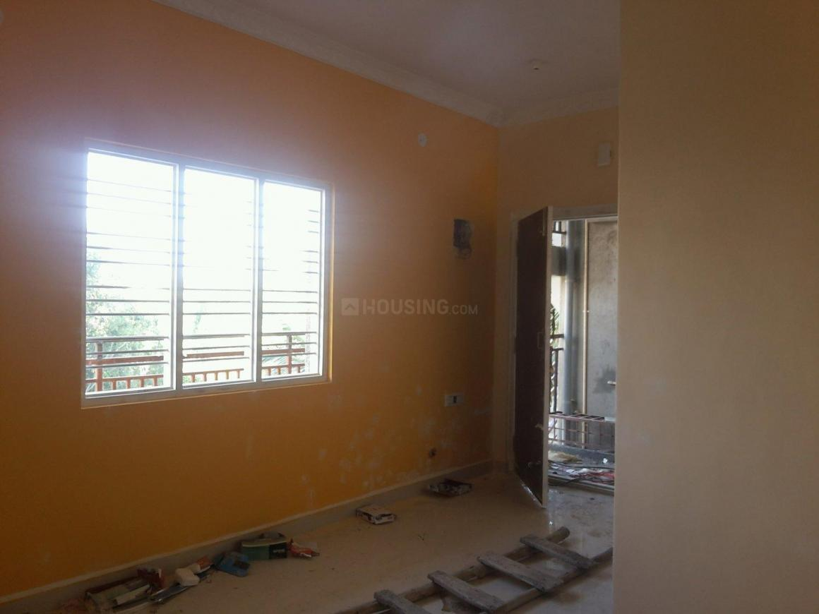 Living Room Image of 550 Sq.ft 1 BHK Apartment for rent in Whitefield for 10000