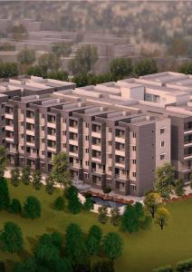 Gallery Cover Image of 655 Sq.ft 1 BHK Apartment for buy in Hoskote for 2606363
