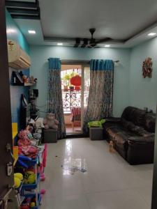 Gallery Cover Image of 650 Sq.ft 1 BHK Apartment for buy in Siddhi Highland Gardens, Thane West for 7200000