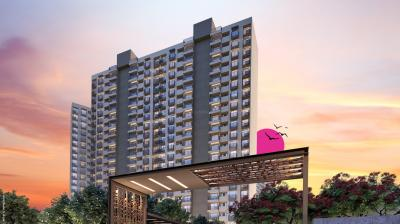 Gallery Cover Image of 1214 Sq.ft 2 BHK Apartment for buy in Adani Aster Phase 1, Vaishno Devi Circle for 4250000