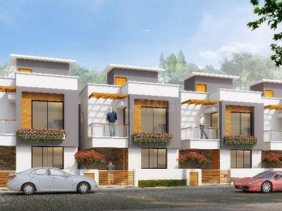 Gallery Cover Image of 1370 Sq.ft 3 BHK Independent House for buy in Lohegaon for 4300000