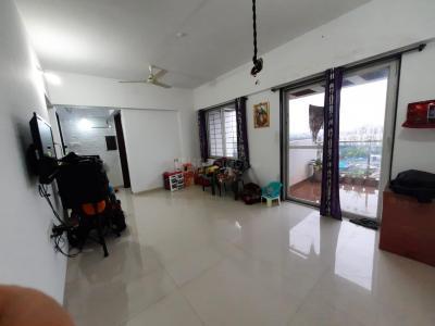 Gallery Cover Image of 740 Sq.ft 2 BHK Apartment for buy in Konark Yashoda Aangan, Thergaon for 5400000