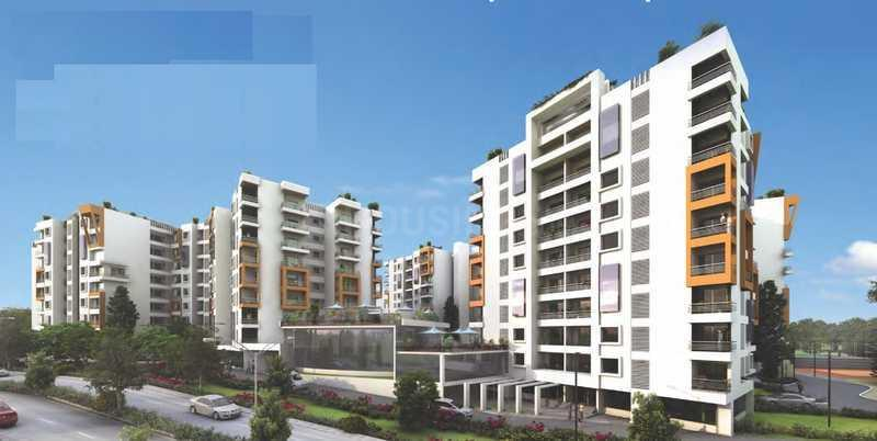 Building Image of 738 Sq.ft 1 BHK Apartment for buy in Electronic City for 4313000