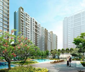 Gallery Cover Image of 878 Sq.ft 3 BHK Apartment for buy in Andheri East for 21600000