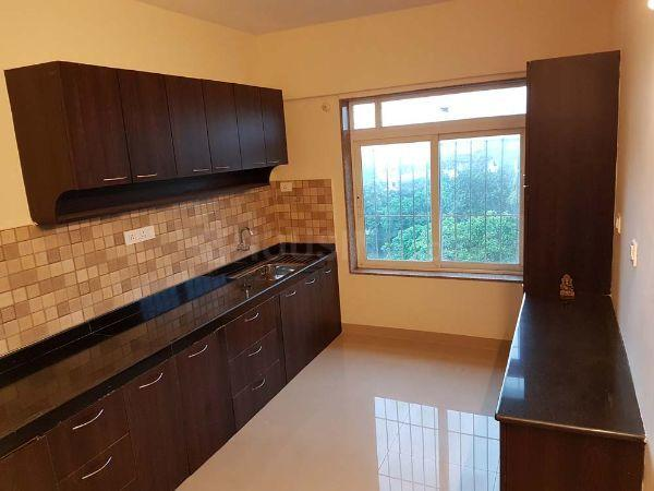 Kitchen Image of 2500 Sq.ft 4 BHK Apartment for buy in Altinho for 18500000