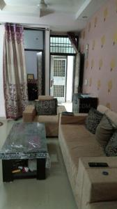 Gallery Cover Image of 1200 Sq.ft 2 BHK Independent Floor for rent in Gyan Khand for 16000