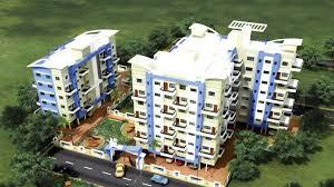 Gallery Cover Image of 610 Sq.ft 1 BHK Apartment for buy in Shivam Ashiyana, Wakad for 4200000