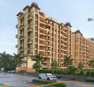 Gallery Cover Image of 580 Sq.ft 1 BHK Apartment for buy in Chikhali for 2400000