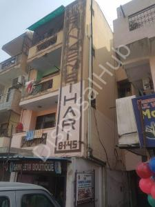 Gallery Cover Image of 400 Sq.ft 1 BHK Apartment for buy in Shalimar Garden for 977500