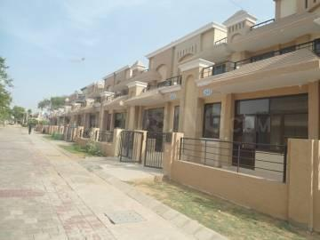 Gallery Cover Image of 1403 Sq.ft 2 BHK Villa for buy in Omaxe Green Meadow Plots, RIICO Industrial Area for 3000000