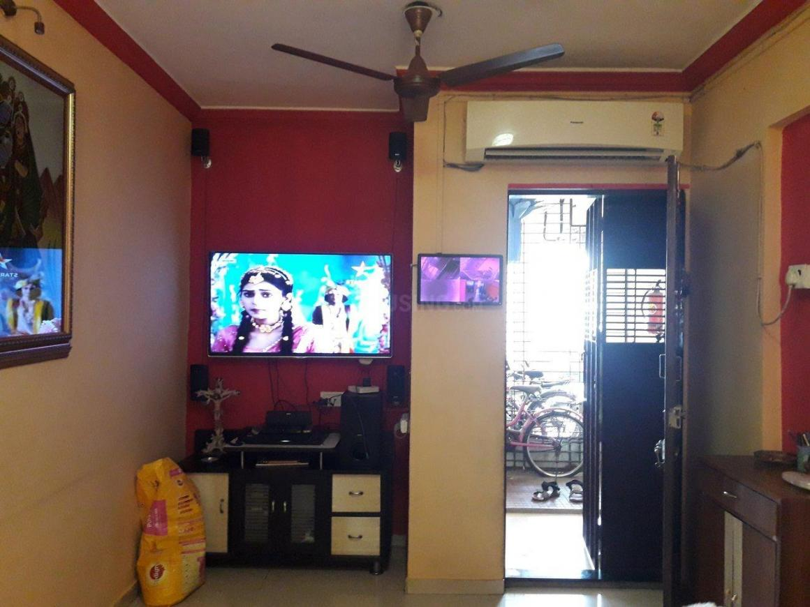 Living Room Image of 675 Sq.ft 2 BHK Apartment for buy in Kumbharkhan Pada for 4000000