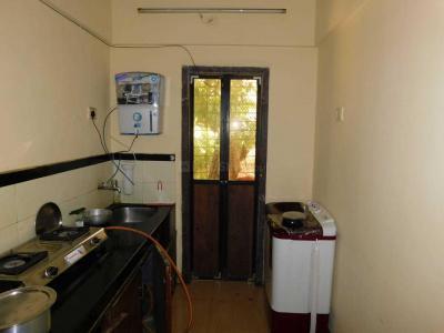 Kitchen Image of Samiksha Paying Guest Services in Kopar Khairane