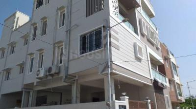 Gallery Cover Image of 839 Sq.ft 1 BHK Apartment for rent in Tansi Nagar Welfare Association, Velachery for 12000