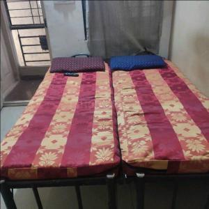 Bedroom Image of Shri Shriyan Comforts PG For Gents in Marathahalli