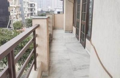 Balcony Image of Nitin Rakheja Nest 2a in Sector 62