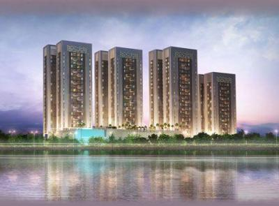 Gallery Cover Image of 1018 Sq.ft 2 BHK Apartment for buy in Merlin 5th Avenue, Salt Lake City for 6300000