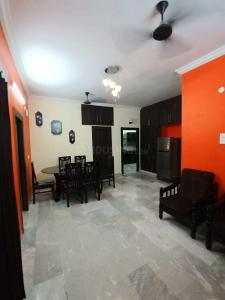 Living Room Image of 1600 Sq.ft 4 BHK Apartment for buy in Banjara Hills for 8500000