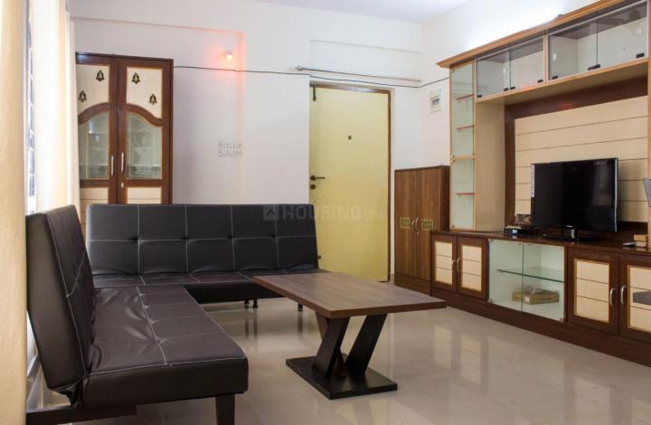 Living Room Image of PG 4643323 Hebbal in Hebbal