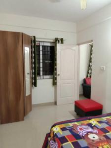 Gallery Cover Image of 500 Sq.ft 1 BHK Apartment for rent in BTM Layout for 22000