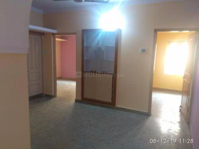 Gallery Cover Image of 1000 Sq.ft 2 BHK Independent Floor for rent in Srirampuram for 15000