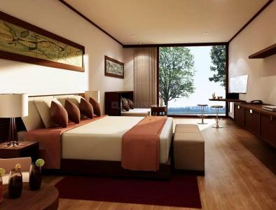 Gallery Cover Image of 645 Sq.ft 1 BHK Apartment for buy in Raunak Unnathi Woods, Kasarvadavali, Thane West for 5635000
