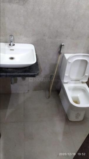 ठाणे वेस्ट में पीजी नियर अशर आईटी पार्क ठाणे यन्ह के बाथरूम की तस्वीर
