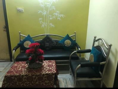 Gallery Cover Image of 800 Sq.ft 2 BHK Apartment for rent in Kaikhali for 20000