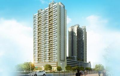 Gallery Cover Image of 675 Sq.ft 2 BHK Apartment for buy in Tycoon Epicentre, Kalyan West for 6500000