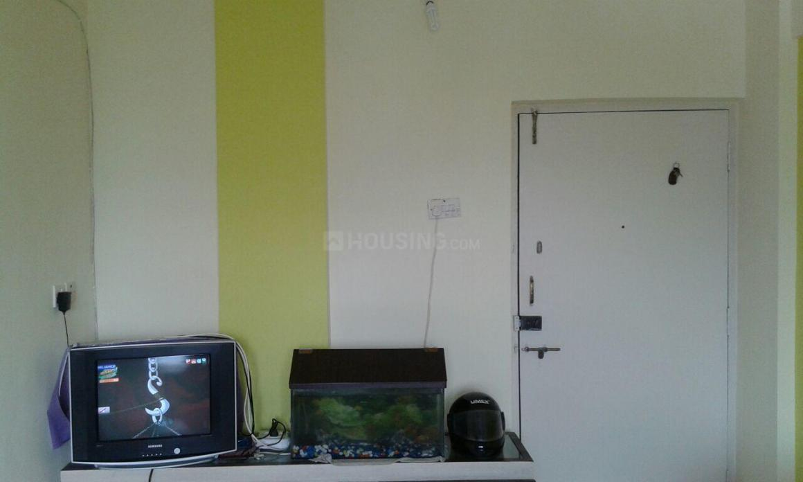 Bedroom Image of 450 Sq.ft 1 RK Apartment for rent in Thane West for 15000