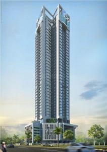 Gallery Cover Image of 1139 Sq.ft 2 BHK Apartment for buy in Malad East for 16800000