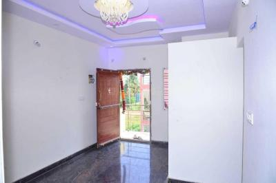 Gallery Cover Image of 600 Sq.ft 2 BHK Independent Floor for rent in Jnana Ganga Nagar for 7500
