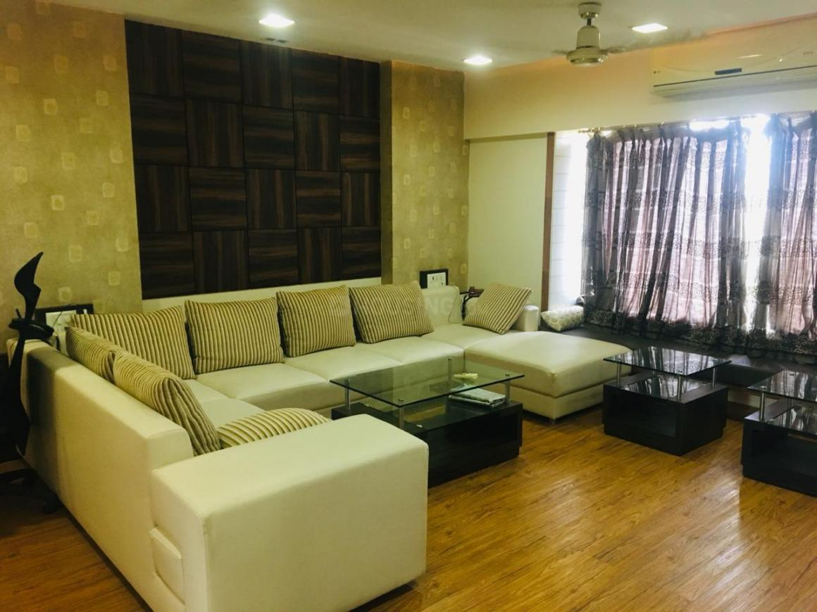 Living Room Image of 1750 Sq.ft 3 BHK Apartment for rent in Govandi for 73000