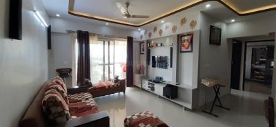 Gallery Cover Image of 1253 Sq.ft 2 BHK Apartment for rent in Chokkanahalli for 25000